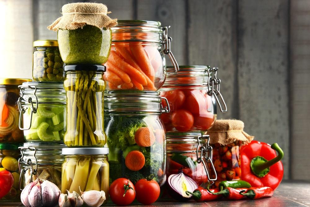 légumes lacto fermentation